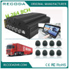 8CH Mobile DVR Fit for School Bus with 1080P Full HD Resolution 2tb HDD Used 3G 4G WiFi GPS