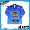 Wholesale Custom Made Your Own Design Sublimation Fishing Clothing