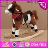 New Wooden Balance Rockiing Horse, Popular Wooden Rocking Horse, Kids′ Wooden Rocking Horse Toy, Wooden Rocking Horse W16D071