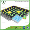 TUV Standard Trampoline Park Inflatable Trampoline From China
