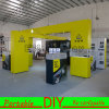 Aluminum Modular Reusable Portable Design Exhibition Display Booth for Trade Fair Show