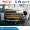 W11H-20X2500 hydraulic Bottom rollers Arc-Adjust plate bending rolling machine