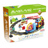 DIY Intelligence Educational Kids Magnetic Toys Train Set 75 PCS