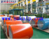 Silicone-Modified Polyester Pre-Painted Galvalume Coil