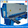 Sheet Metal Shearing Machine Hydraulic Guillotine Shear QC11y-6X4000
