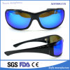 Custom New Outdoor Cycling Running Mirrored Coating Sports Sunglasses