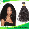 7A Kinky Curly Hair Weave Top Quality Brazilian Human Hair