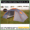 Outdoor Luxury Bell Canvas 2 Room Family Camping Tent