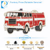 Custom Fire Engines Shape Pin Badges