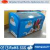 518L Ice Cream Display Chest Freezer for Supermarket