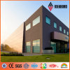 Multi-Fuction PE PVDF Spectra Waterproof Aluminum Composite Sheet