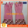Ddsafety 2017 Pink Household Latex Household Gloves