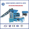 Qtj4-35I Concrete Brick Making Machine