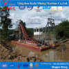 Good Quality Bucket Chain Alluvial Gold Dredger with High Efficiency