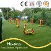 PE Artificial Landscaping Grass for Garden Turf