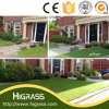 Multiclolor Artificial Grass Turf for Garden Landscaping Without Sand