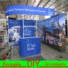 Custom High Grade Fabric Portable Modular Advertising Display for Exhibition