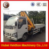 Japan 4X2 2-3.2 Tons Truck Mounted Crane