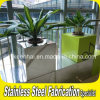 Durable Indoor Stainless Steel Planter Pot