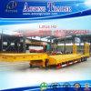 Directly Factory Tri Axle 60t Hydraulic Detachable Gooseneck Low Bed Semi Trailer