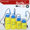 5L Garden /Agricultural Pressure Hand Compression Manual Shoulder Sprayer for (SX-CS5A)