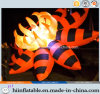 2015 Hot Selling Event Decoration LED Lighting Inflatable Flower for Wedding Decoration