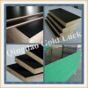 Black Film Faced Plywood, Concrete Formwork Plywood with Logo