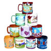 Popular Custom Promotional Silicone Cartoon Plastic PVC Mug (BZSM001)