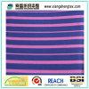Yarn Dyed Spun Silk and Cotton Both-Side Twill Stripe Style
