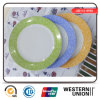 Porcelain Plates in Different Colors or with Customized Designs