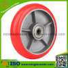 Korean Type Polyurethane Mold on Cast Iron Wheel