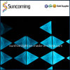 Fashion Design Easy Install LED RGB Full Color 3D Triangle LED Backdrop