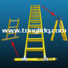 Super Light Fiberglass Joint Ladders