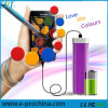 2600mAh Portable Lipstick Power Bank for Mobile (EB001)