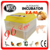 Good Quality! Full Automatic & Portable Used Thermostat for Egg Incubator Va-96 Setting 96 Chicken Eggs