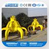 10 M3 Steel Scrap Use Hydraulic Orange Peel Grab