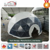 Large Span Geodesic Dome Greenhouse Tent with Customized Transparent Top