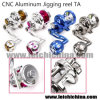 CNC Aluminum Jigging Reel