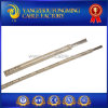 Pure Nickel Core Fiberglass Braided High Temperature Wire