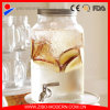 Clear Glass Material Juice Dispenser/Beverage Dispenser