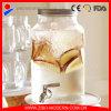 Clear Glass Material Juice Dispenser/Beverage Dispenser