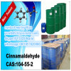 Flavors Fragrances Cinnamaldehyde CAS: 104-55-2 Promote Growth No Residue