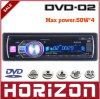 DVD-02 1DIN Car DVD Player USB SD MMC VCD CD MP4 MP3 WMA