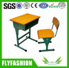 Modern High Quality Single Student Desk and Chair for Sale