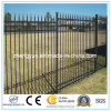 2017 Good Quality Powder Coated or Galvanized Metal Fence