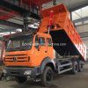 Hot Sale for Aferica Market China Beiben North Benz 6X4 380HP Tipper Truck Price