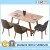 Living Room Hotel Furniture Restaurant Wooden Nerd Dining Chair Set
