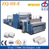 Zq-III-E Rewinding and Perforating Toilet Paper Machine