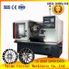 Alloy Wheel Rim Repair CNC Lathe Taian Crystal Machinery Wrm28h