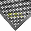 3′*5′ Workshop Anti-Fatigue Soft Rubber Floor Mat, Kitchen Rubber Mat